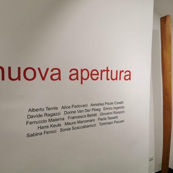 NUOVA APERTURA – Una nuova galleria d'arte a Genova