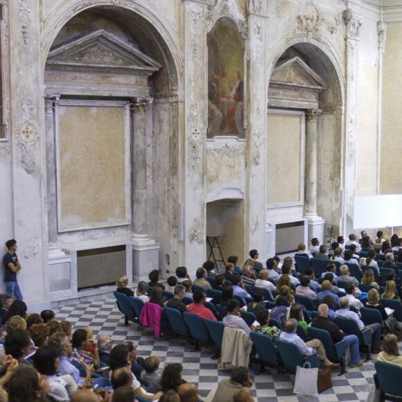 Eugenio Labate – 2 incontri sull'illuminazione dell'arte